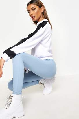 boohoo Basic Denim Look Jeggings