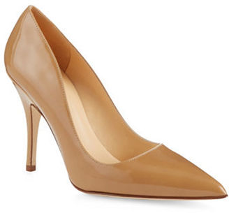 Kate Spade New York Licorice Patent Pumps $298 thestylecure.com