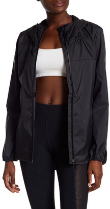 Ivy Park Hooded Long Sleeve Jacket $150 thestylecure.com
