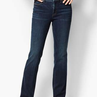 Talbots High-Waist Barely Boot Jeans - Pioneer Wash