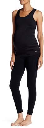 Electric Yoga Soft Seamless Leggings (Maternity)
