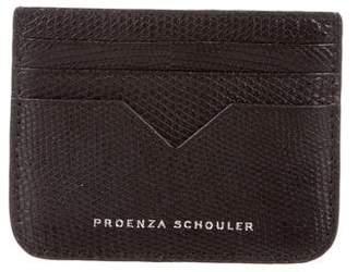 Proenza Schouler Karung Card Case