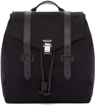 Proenza Schouler Black Nylon PS1 Backpack $1,495 thestylecure.com