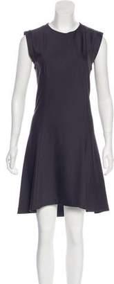 Brunello Cucinelli Sleeveless A-Line Dress