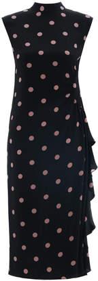 Zimmermann Unbridled Asymmetric Dress