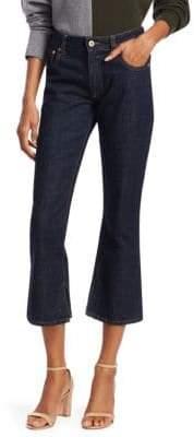 Carven Flare Denim Jeans