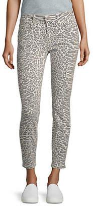 Current/Elliott CURRENT ELLIOTT The Stiletto Warped Jeans
