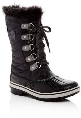 Sorel Girls' Tofino II Waterproof Cold Weather Boots - Little Kid, Big Kid