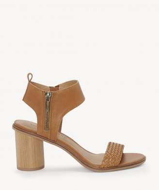 Sole Society Pomee Block Heel Sandal