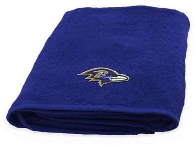 NFL Baltimore Ravens Bath Towel