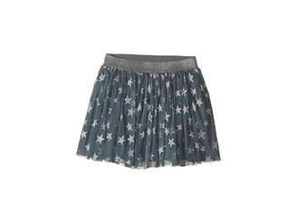 Stella McCartney Honey Glittered Star Tulle Skirt (Toddler/Little Kids/Big Kids)