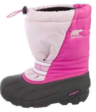 Sorel Girls' Snow Boots