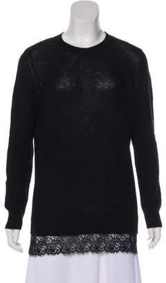 Jennifer Meyer Lightweight Cashmere Sweater