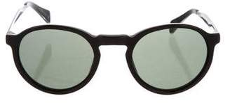 Paul Smith Round Tinted Sunglasses