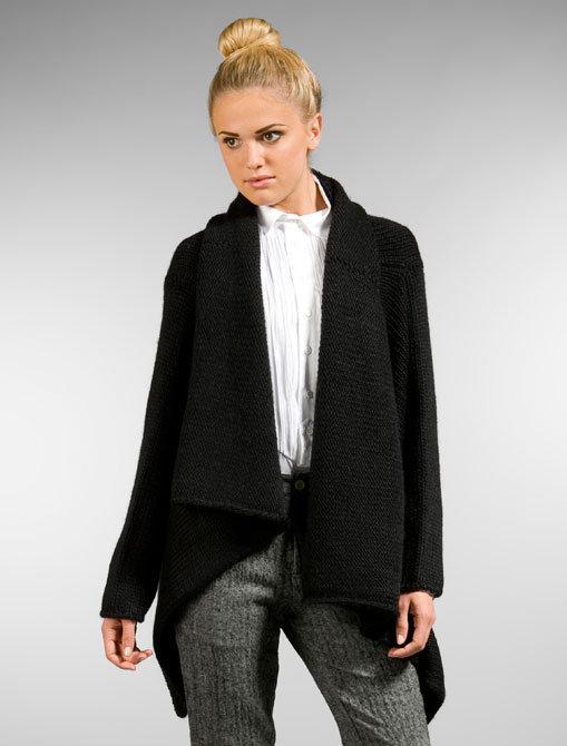 Coming Soon Sweater Coat