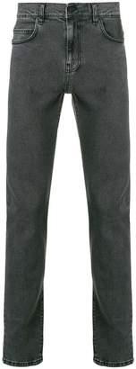 McQ Mismatched Strummer slim-fit jeans