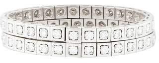Cartier 18K Lanières Diamond Bracelet