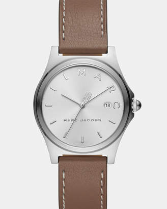 Marc Jacobs Henry Grey Analogue Watch