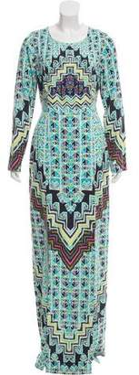 Mara Hoffman Long Sleeve Maxi Dress w/ Tags