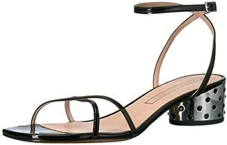 Marc Jacobs Women's Sybil Ankle Strap Sandal Heeled