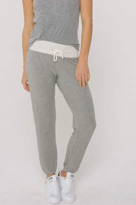 Monrow Two Tone Sweats