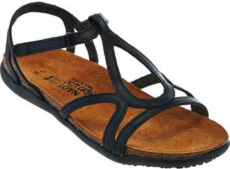 Naot Footwear Leather Multi-strap Sandals - Dorith