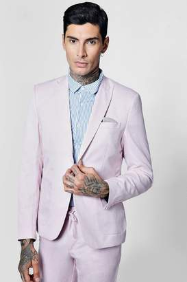 boohoo Slim Fit Tailored Suit Jacket