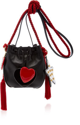 Philosophy di Lorenzo Serafini Heart Mini Bucket Bag