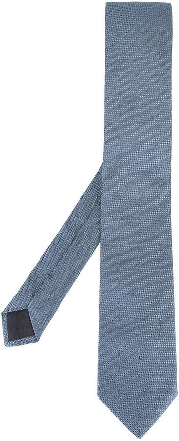 Hugo BossBoss Hugo Boss dots pattern tie