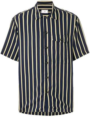 Ami Alexandre Mattiussi camp collar short sleeves shirt