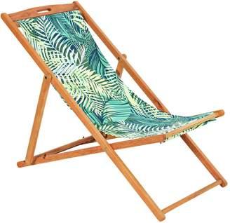 Argos Home Deck Chair