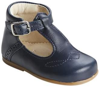 Jacadi Dublin Leather T-Strap Flat