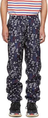 Moncler Genius 2 1952 Navy Pop Art Lounge Pants