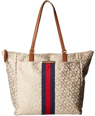 Tommy Hilfiger Eve II Tote $99 thestylecure.com