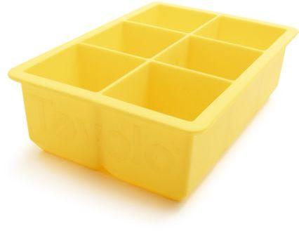 Tovolo Sunshine-Yellow King Cube Ice Tray