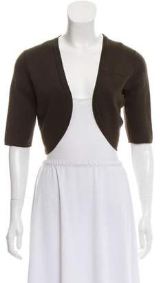 Michael Kors Open-Front Knit Shrug