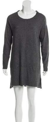 360 Cashmere Wool Sweater Dress