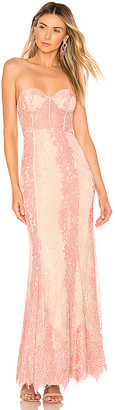 Majorelle Hyperion Gown