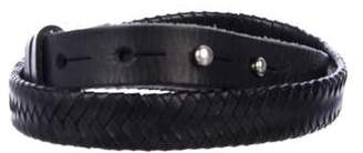 Rag & Bone Leather Waist Belt