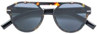 Christian Dior Black tie sunglasses