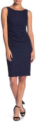Eliza J Sleeveless Sheath Dress (Petite)