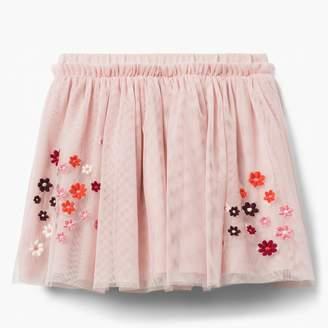 Flower Tutu Skirt