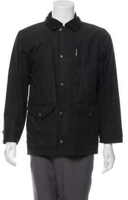 Filson Coated Utility Jacket