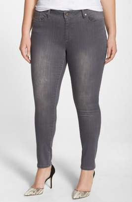 Justice Poetic Maya Ripped Stretch Skinny Jeans