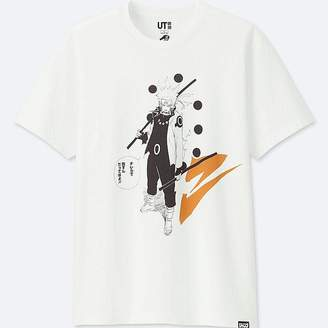 Uniqlo Jump 50th Short-sleeve Graphic T-Shirt (naruto)