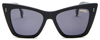 Carrera Women's Cat Eye Sunglasses, 52mm