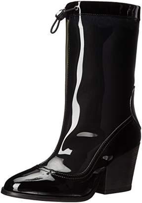 Love Moschino Women's Space Rainboot Rain Boot