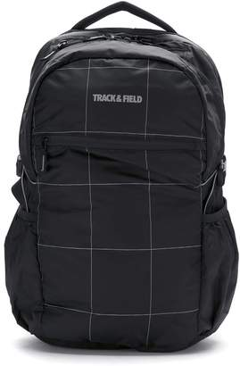 Track & Field Refletivo backpack with pockets