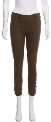 Veronica Beard Cargo-Style Skinny Leg Jeans