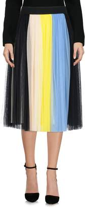 Fausto Puglisi 3/4 length skirts